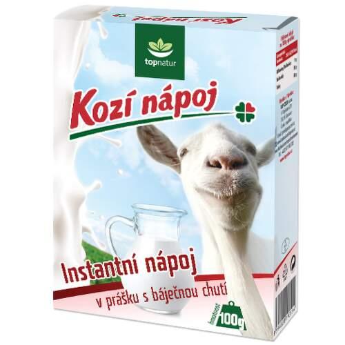 Kozí nápoj 100g Topnatur