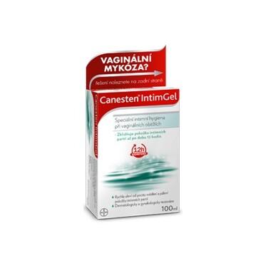 Canesten Intim gel AKCE 100ml - II. jakost