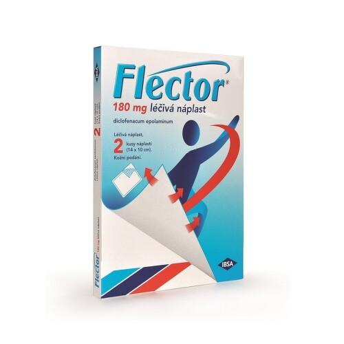 FLECTOR EP TISSUGEL kožní podání transdermální náplasti 2KS