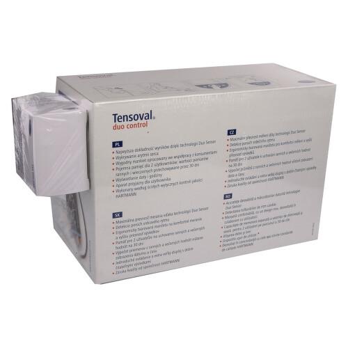 Tonometr digi.TENSOVAL Duo Control + adaptér