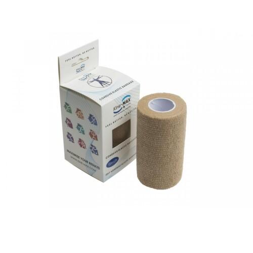 KineMAX Cohesive elast.samofix.7.5cmx4.5m těl.