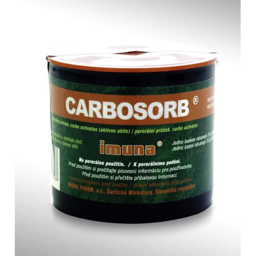 CARBOSORB perorální PLV 1X25GM