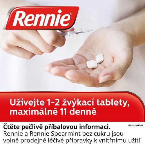 RENNIE perorální žvýkací tableta 96