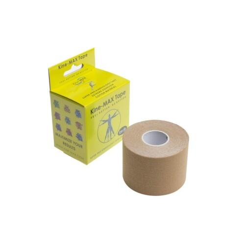 KineMAX SuperPro Cot. kinesiology tape těl.5cmx5m
