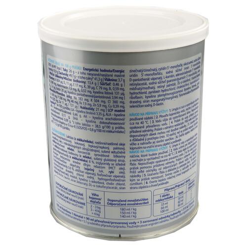 NUTRILON 1 NENATAL perorální roztok 1X400GM