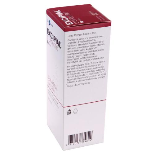 EXCIPIAL U LIPOLOTIO kožní podání emulze 1X200ML