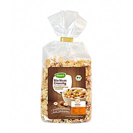 Alnavit Bio křupky s ořechy 30g