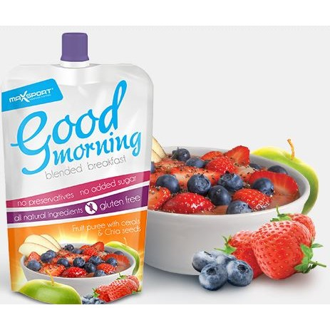 GOOD MORNING berries&chia semínka 200ml