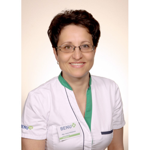 Mgr. Irena Foltýnová