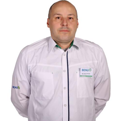 Mgr. Martin Harásek