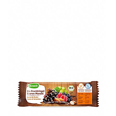 Alnavit BIO ovocná tyčinka lesní ovoce mandle 40g