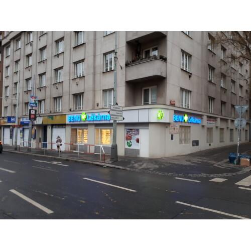 Praha 3, Ohrada