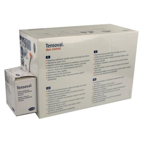 Tonometr digi.TENSOVAL Duo Control Large + adaptér