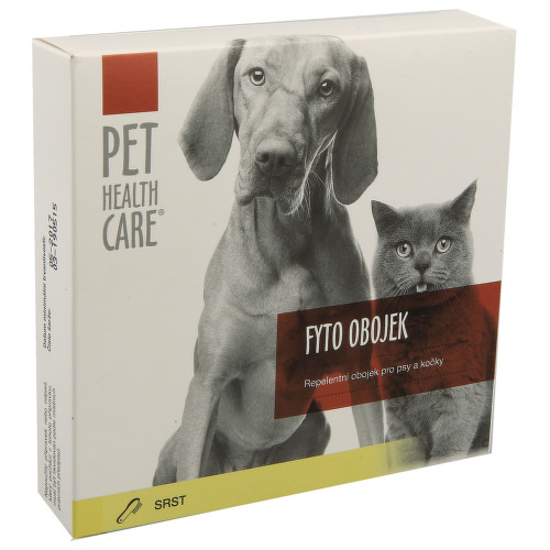PET HEALTH CARE Fyto obojek repelent. psi+kočky