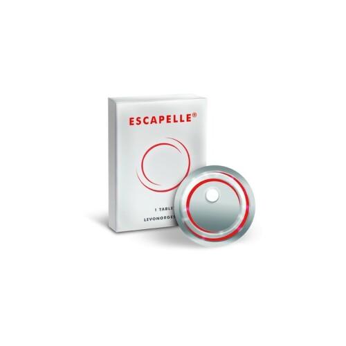 ESCAPELLE perorální neobalené tablety 1X1.5MG