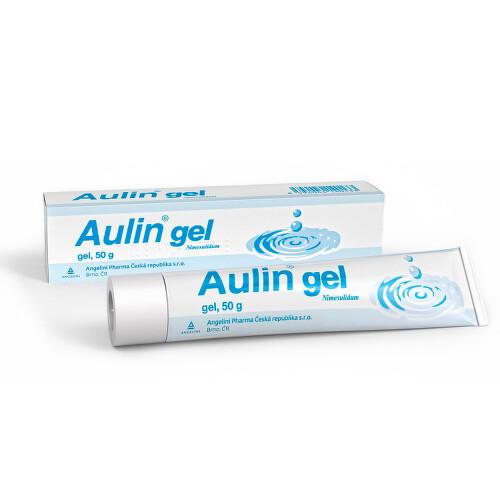 AULIN 30MG/G gely 50