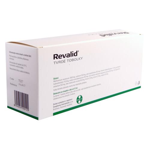 REVALID perorální tvrdé tobolky 270