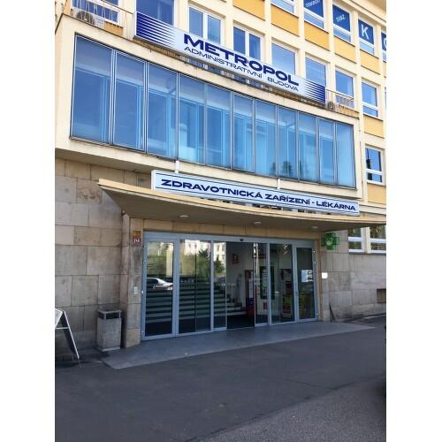 České Budějovice, Senovážné nám. Metropol