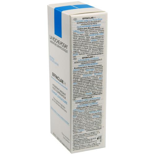 LA ROCHE-POSAY Effaclar H krém 40ml