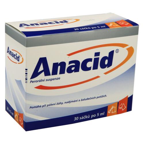 ANACID perorální suspenze 30X5ML