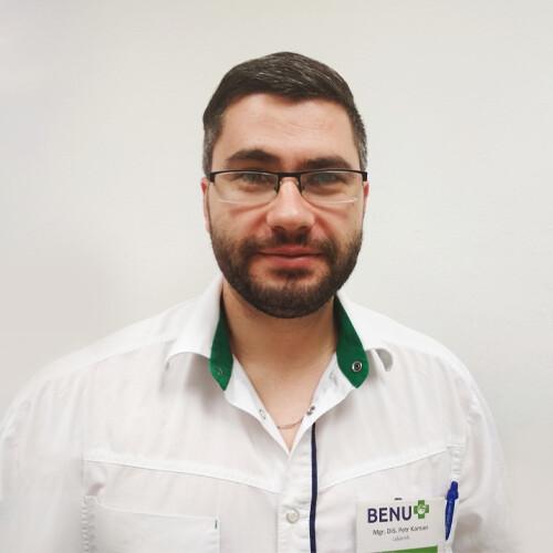 PharmDr. Petr Kaman, DiS.
