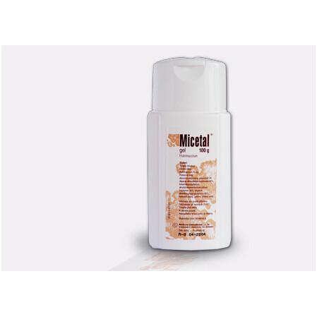 MICETAL kožní podání gely 1X100GM/1GM