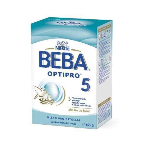 NESTLÉ Beba 5 PRO/OPTIPRO 600g