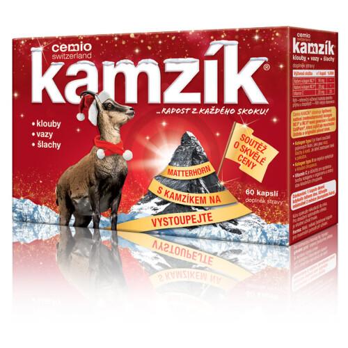 Cemio Kamzík cps.60 Vánoce 2017