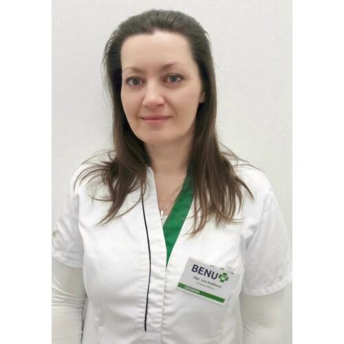 Mgr. Lea Andělová