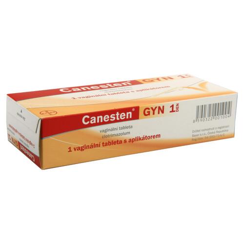 CANESTEN GYN 1 DEN vaginální tablety 1X500MG