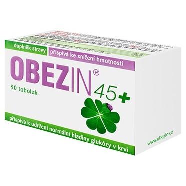 OBEZIN 45+ tob.90