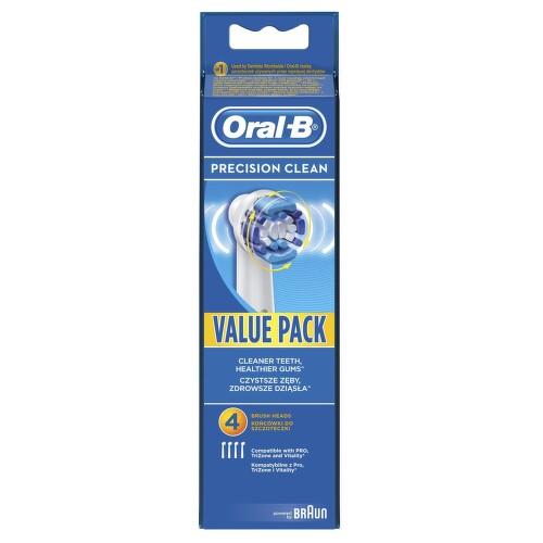 Oral-B náhr.kart.EB 20 Precision Clean4ks za cenu3