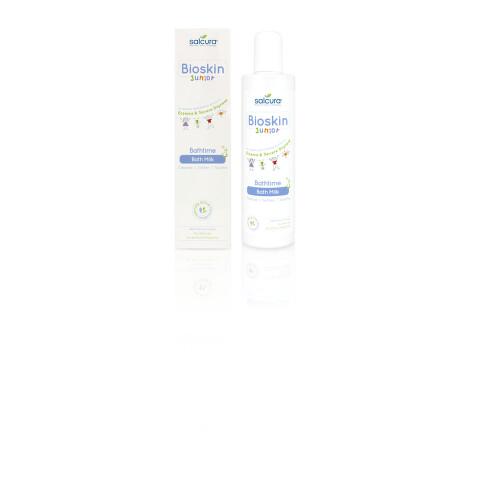 Salcura Bioskin Junior Bath Milk 300ml