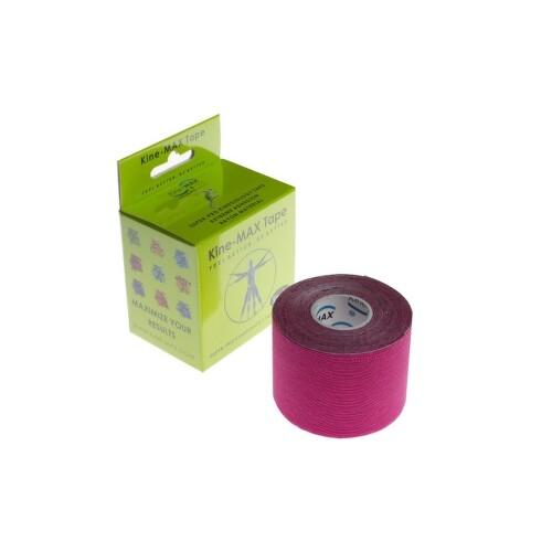 KineMAX SuperPro Ray. kinesiology tape růž.5cmx5m