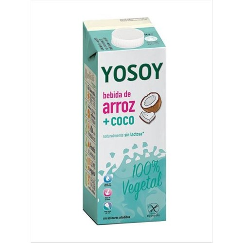 Yosoy Rýžový nápoj kokos 1000 ml