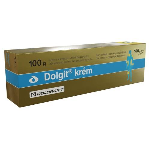 DOLGIT 50MG/G krém 100G