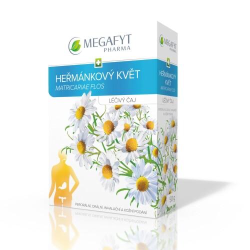 HEŘMÁNKOVÝ KVĚT léčivý čaj 50G