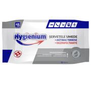 Hygienium dezinfekční vlhčené ubrousky 48 ks