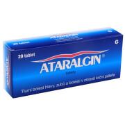 ATARALGIN 325MG/130MG/70MG neobalené tablety 20