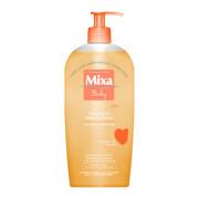 Mixa Baby pěnivý olej do sprchy i do koupele pro děti 400ml