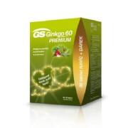 GS Ginkgo 60 Premium tbl.60+30 dárkové balení 2020 ČR/SK