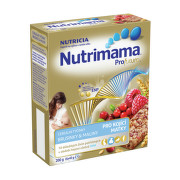Nutrimama cereál.tyčin.brusinky/maliny 200g(5x40g)