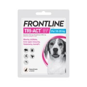 Frontline Tri-Act psi 10-20kg spot-on pipeta 1x2ml