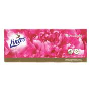 Kapesník papírový LINTEO Premium 4vrstvé 10x10ks