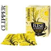 čaj Clipper Rise&Shine Cesmína citr.tr.Lem. 20n.s.