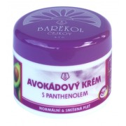 Barekol Avokádový krém s panthenolem 50ml