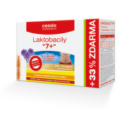 Cemio Laktobacily 7+ cps.30+10