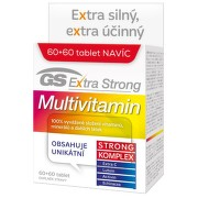 GS Extra Strong Multivitamin tbl.60+60 2017 - II.jakost
