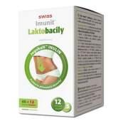 Laktobacily SWISS Imunit tob.60+12 ZDARMA