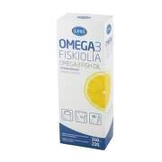 Rybí olej OMEGA-3 LEMON Island 240ml/220g